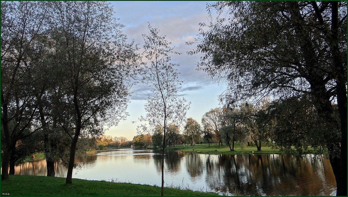 Муринский ручей - Вера