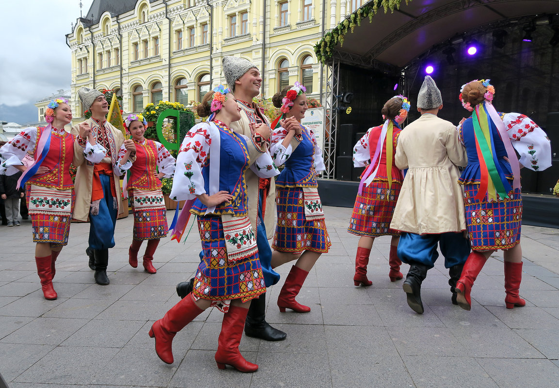 Пляски - Татьяна Нижаде