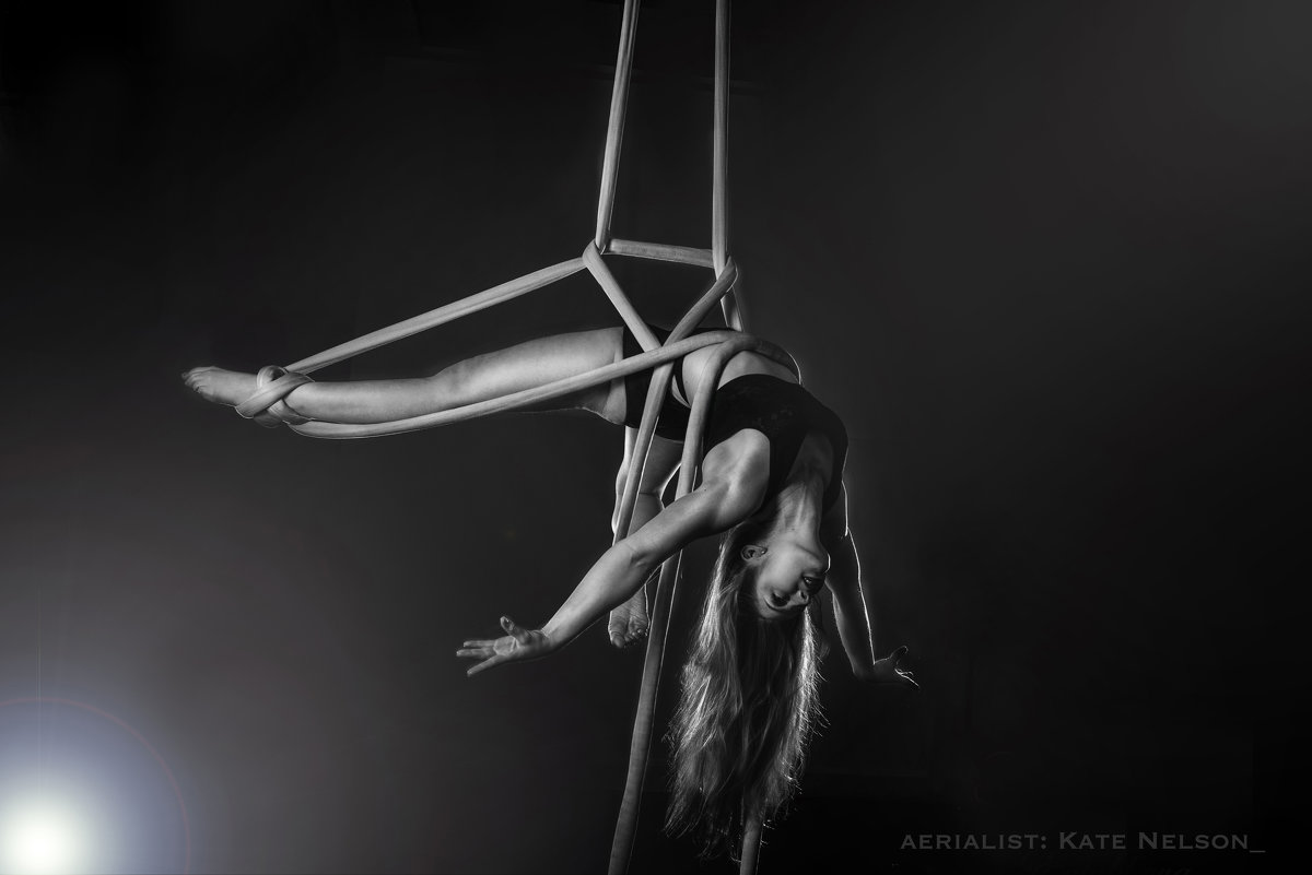 rope act - Gera Evtukhova