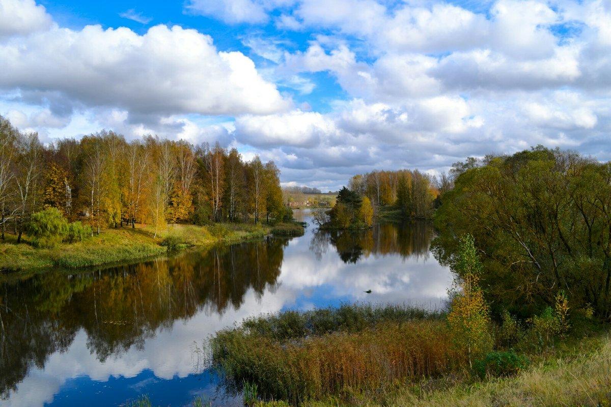 Осень на Смоленщине (1) - Милешкин Владимир Алексеевич