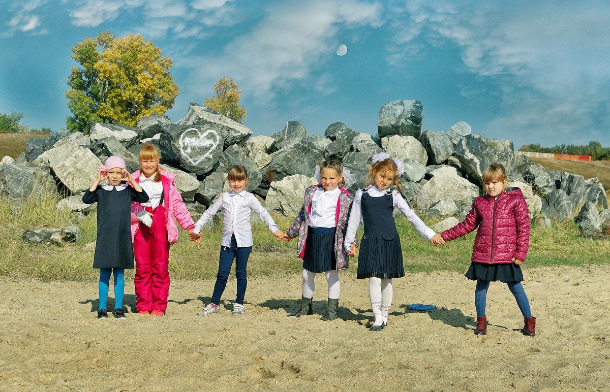 Школьные альбомы - Дмитрий Конев