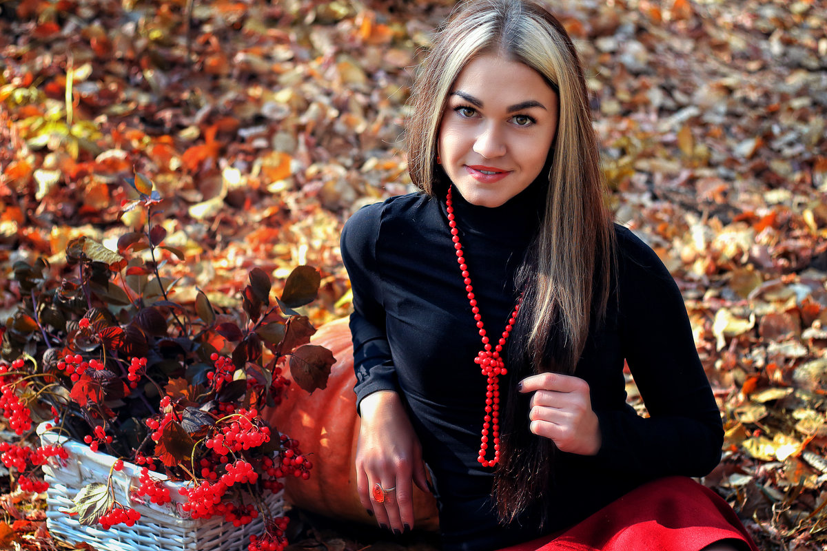 Осенние мотивы - Марина Кузьмина