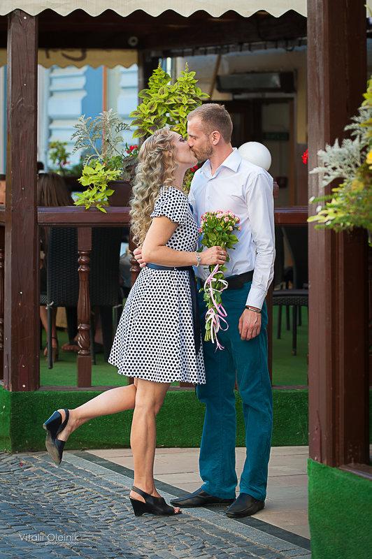 Поцелуй... - Vitalii Oleinik