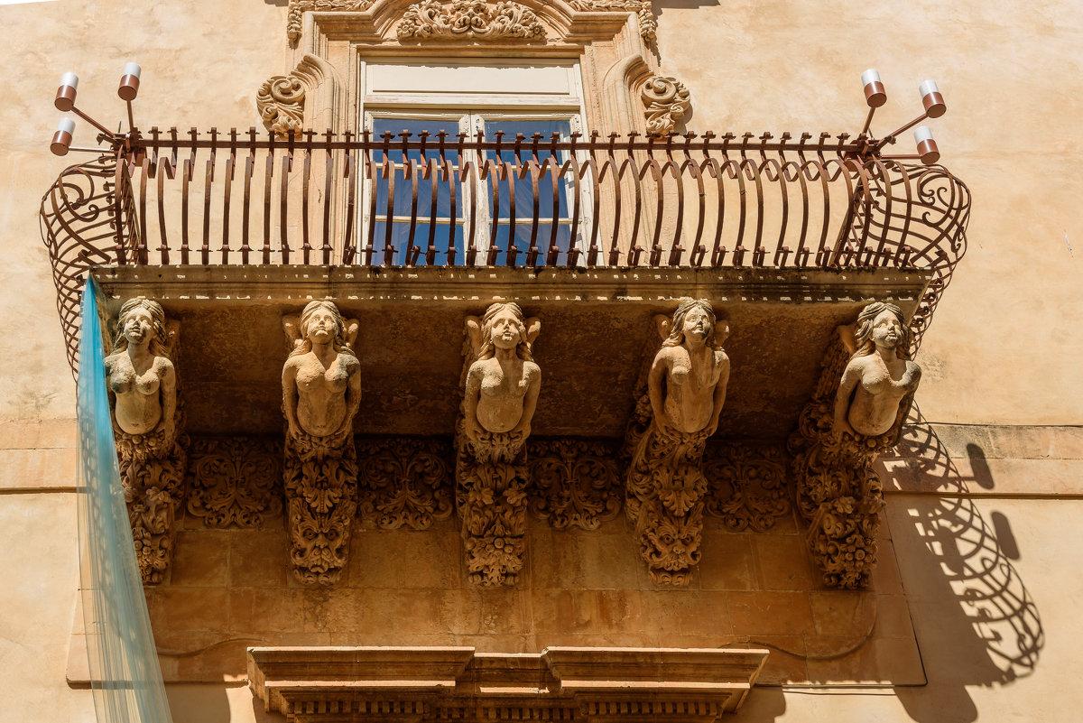 Балконы бывают разные.. - Виктор Льготин