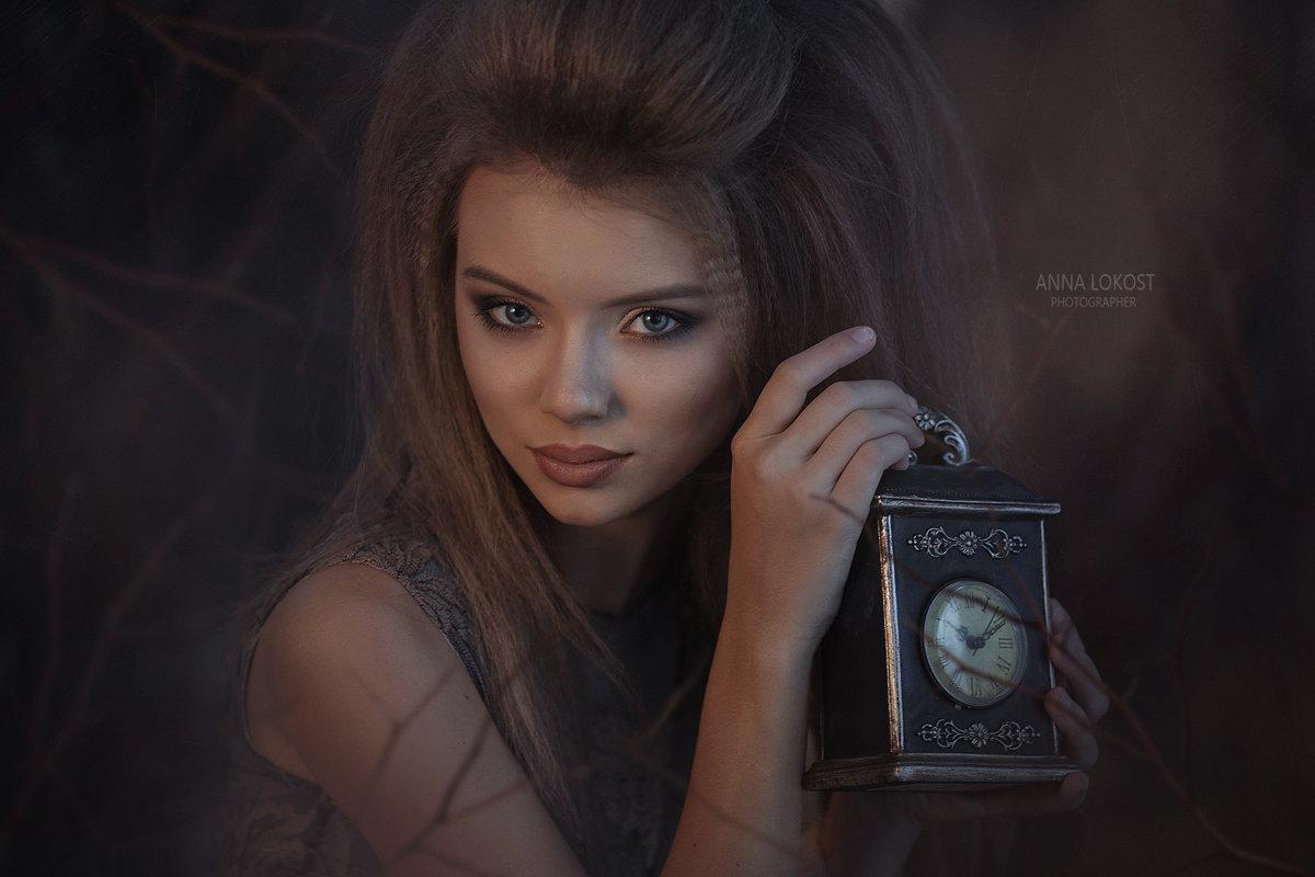 *** - Анна Локост