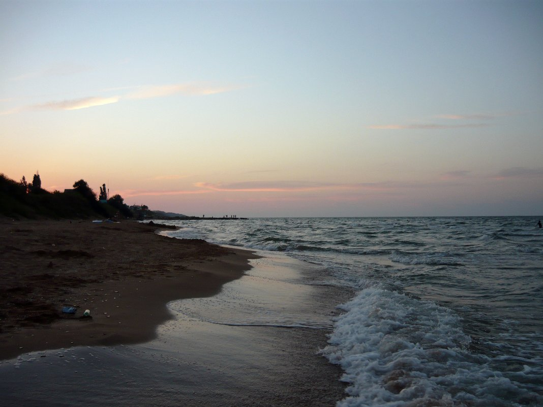 Вечер на море - Вера Щукина