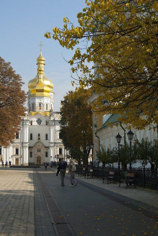 Осень в Лавре - sergiy arakelov