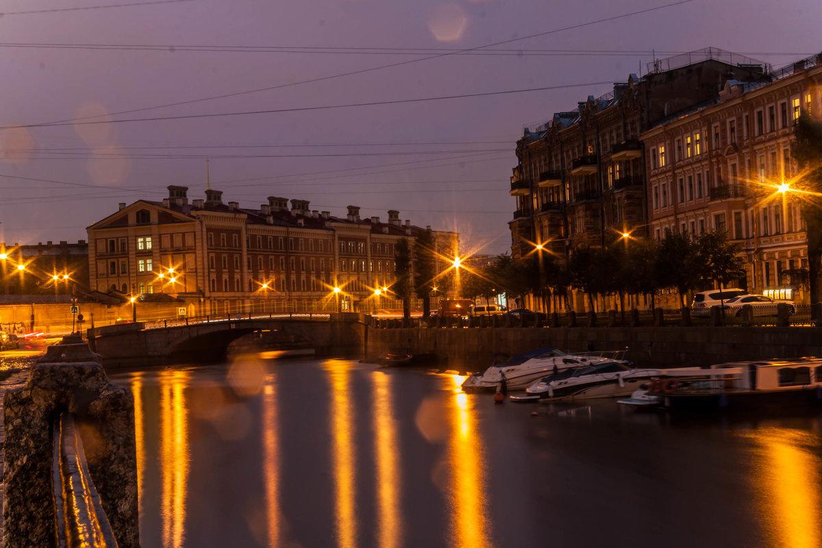 Ночной канал - Валерий Смирнов