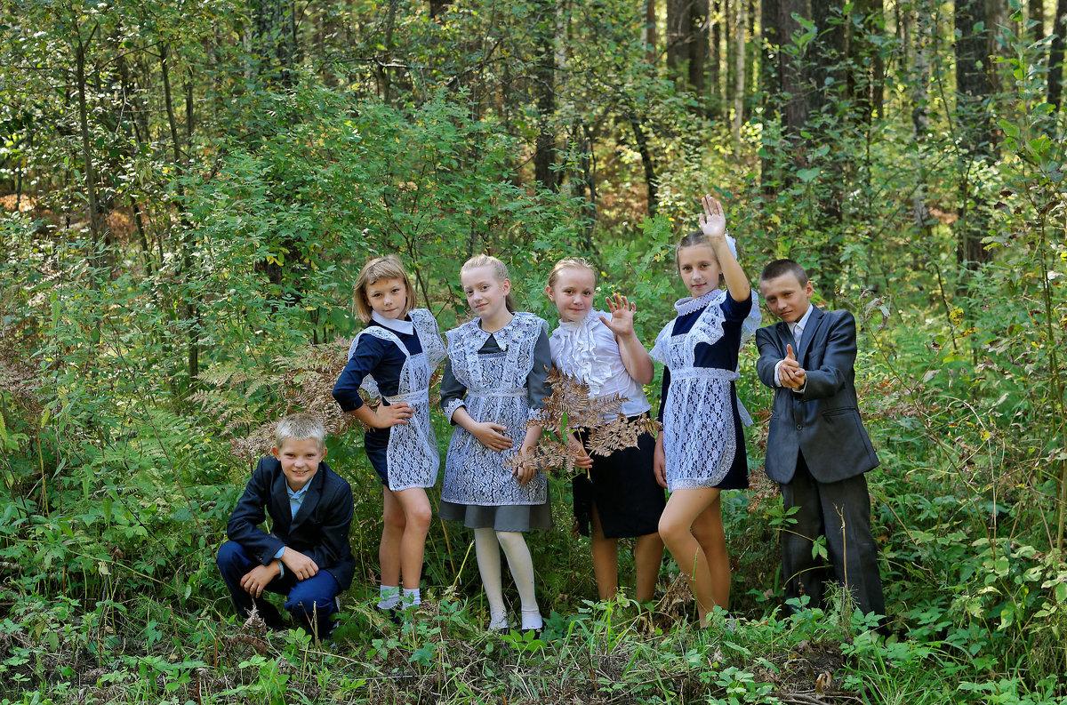 Школьные фотоальбомы - Дмитрий Конев