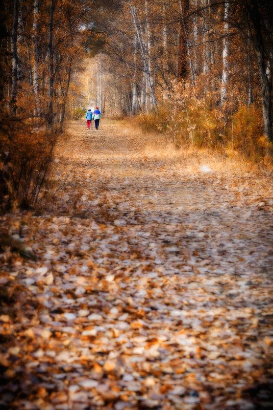 Осень для двоих - Андрей Борисенко