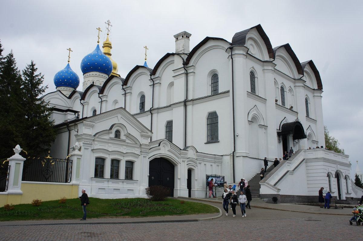 Благовещенский собор в Казанском кремле - Елена Павлова (Смолова)