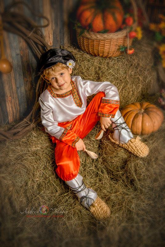 Хлопец на сеновале - Андрей Володин