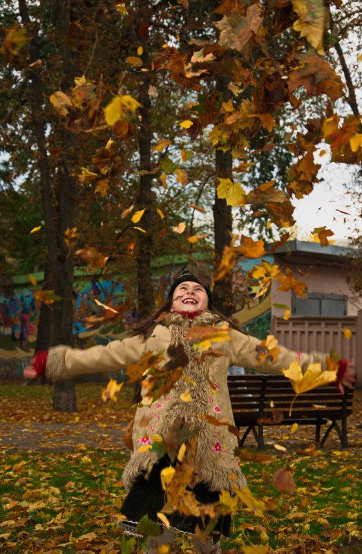 -Ура! Осень пришла! - Валентина M