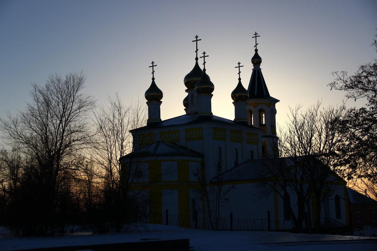 Церквушка - LEVALEX