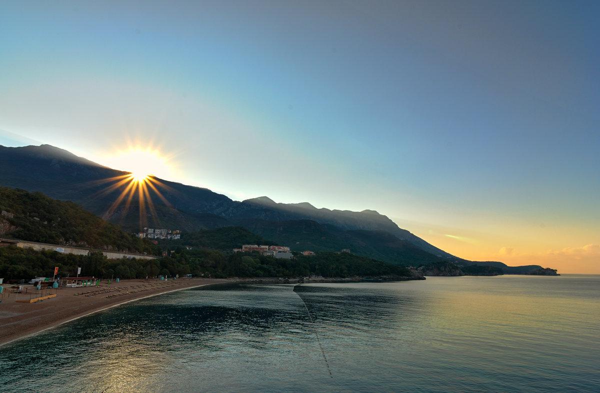 восход солнца - Vitalij P