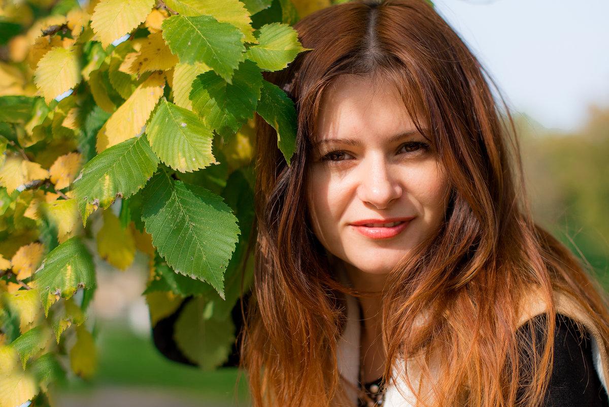 Осень - Ирина Малинина