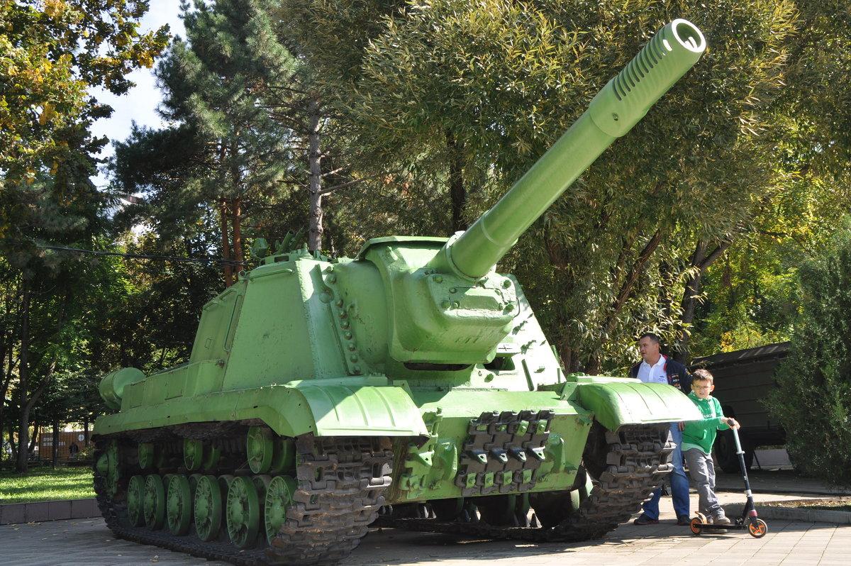 ИСУ-152К - Антон Бояркеев