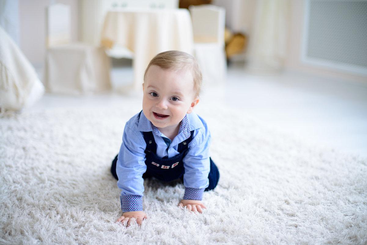 Фотосессия для малыша - марина алексеева