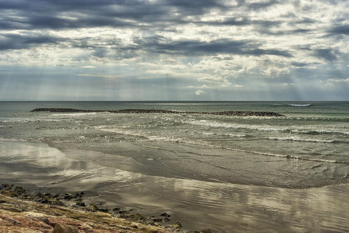 Пляж. - ALLA Melnik