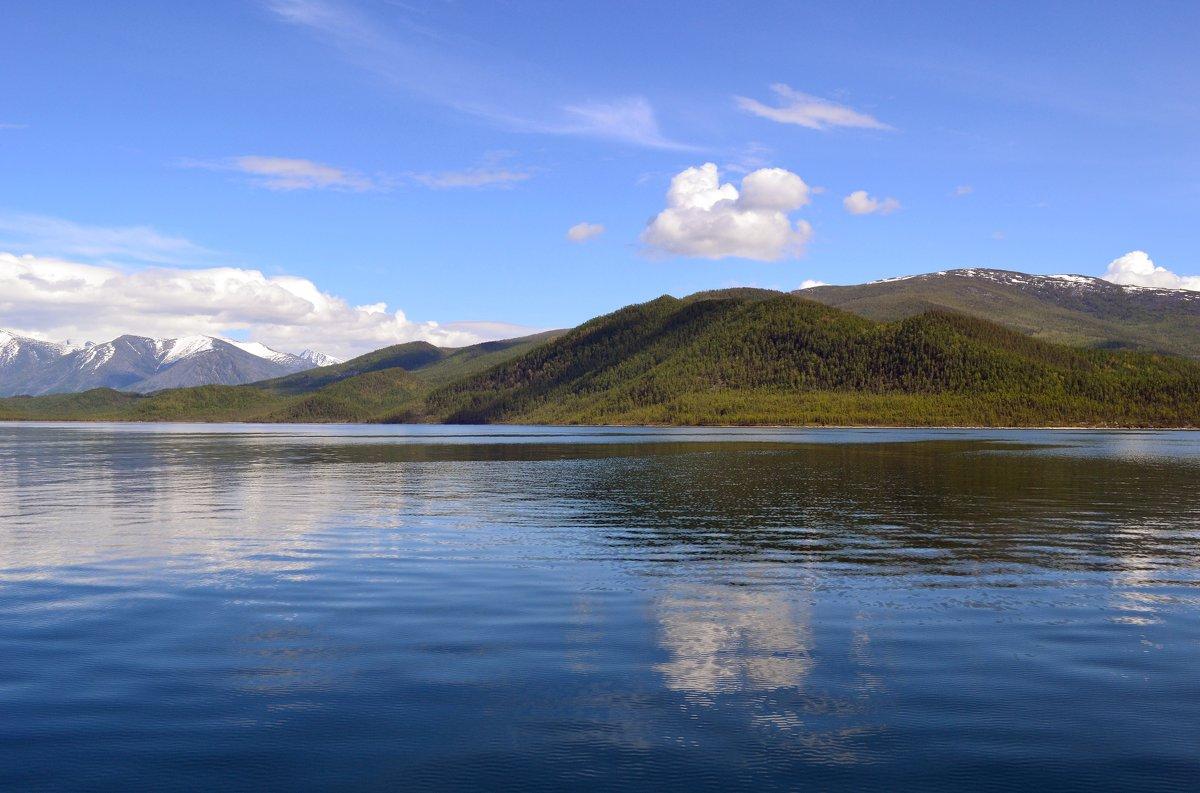 На Байкале - Ольга