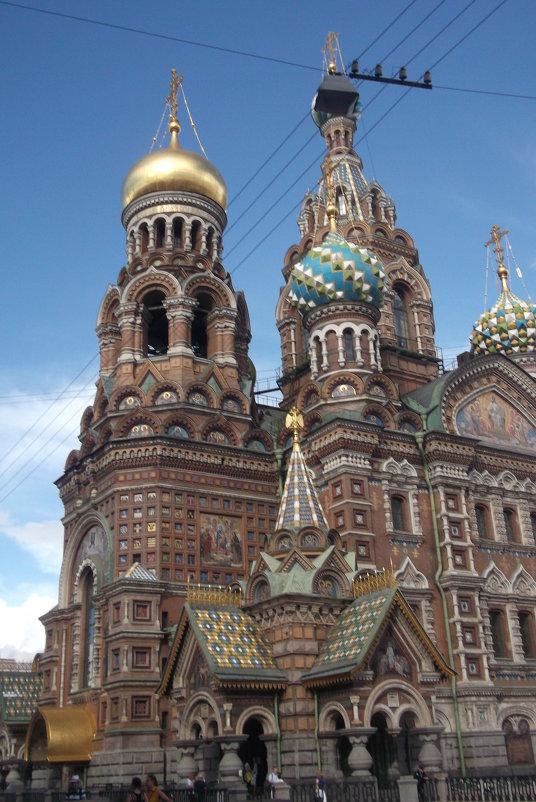 Храм Спаса на Крови в Санкт-Петербурге - Svetlana Lyaxovich