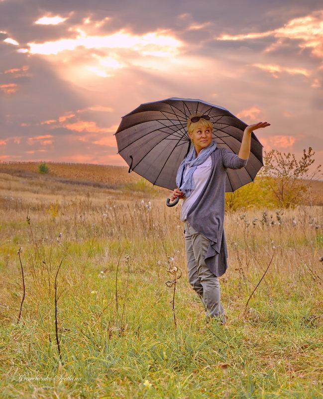 Кажется, дождь начинается....) - Svetlana Kravchenko