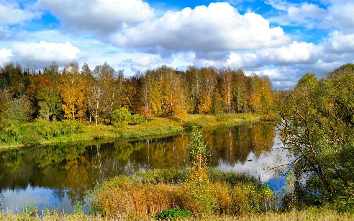 Осень Смоленщины (6) - Милешкин Владимир Алексеевич
