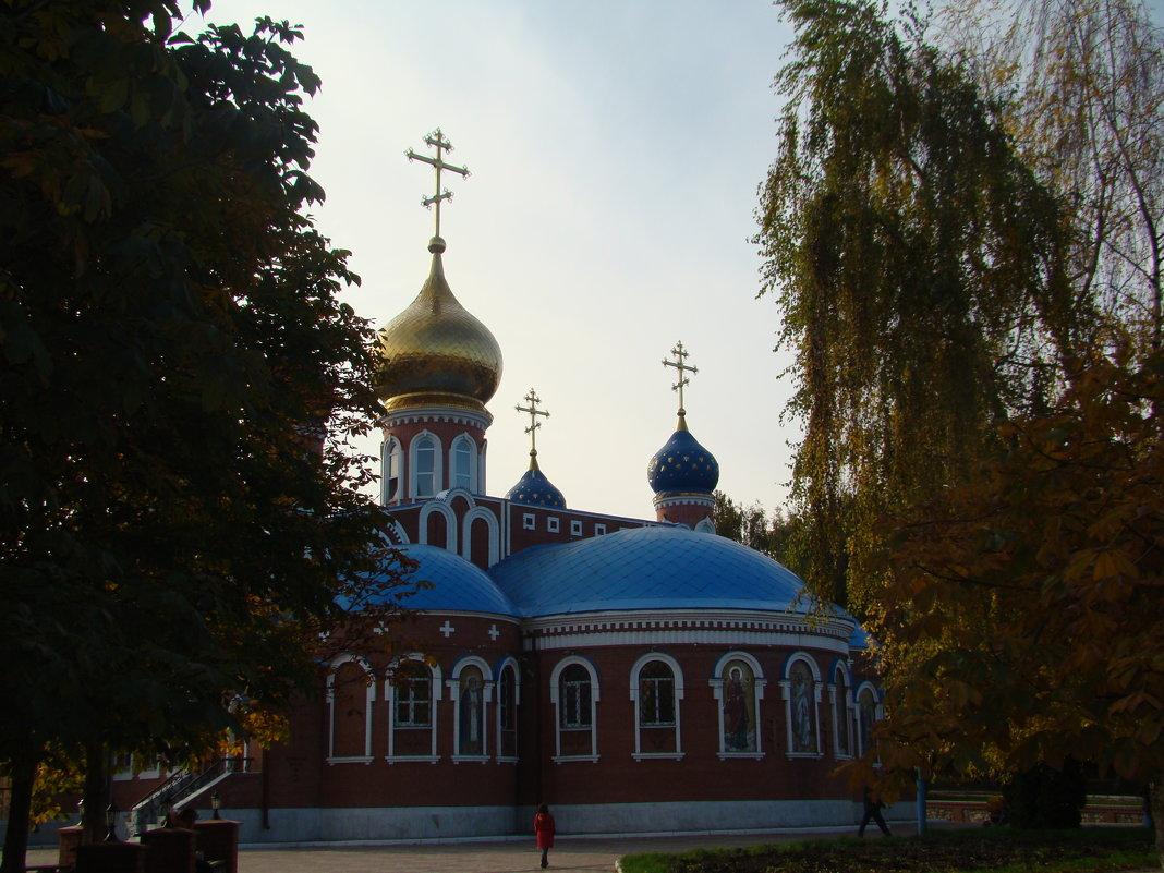 Мужской монастырь - марина ковшова