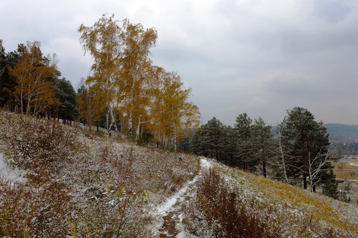 После первого снега - Анатолий Иргл