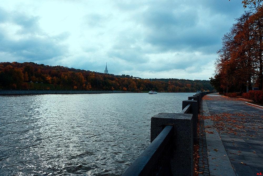Осень ... - Лариса Корженевская