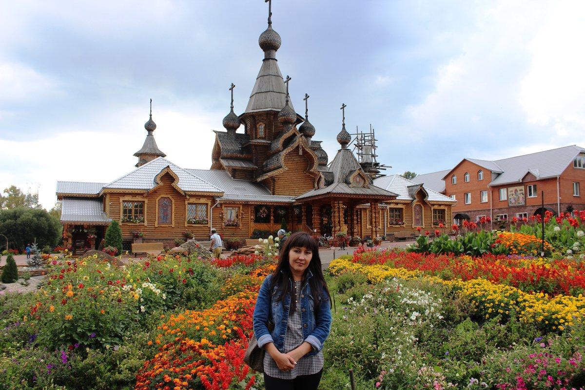 Храм Святого Мученика Иоанна Воина - Наталья Петровна Власова