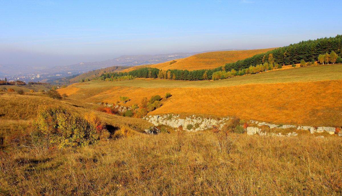 Золотая осень в окрестностях Кисловодска - Vladimir 070549
