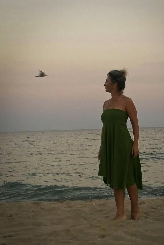 Одинокая птица - Игорь Кубай