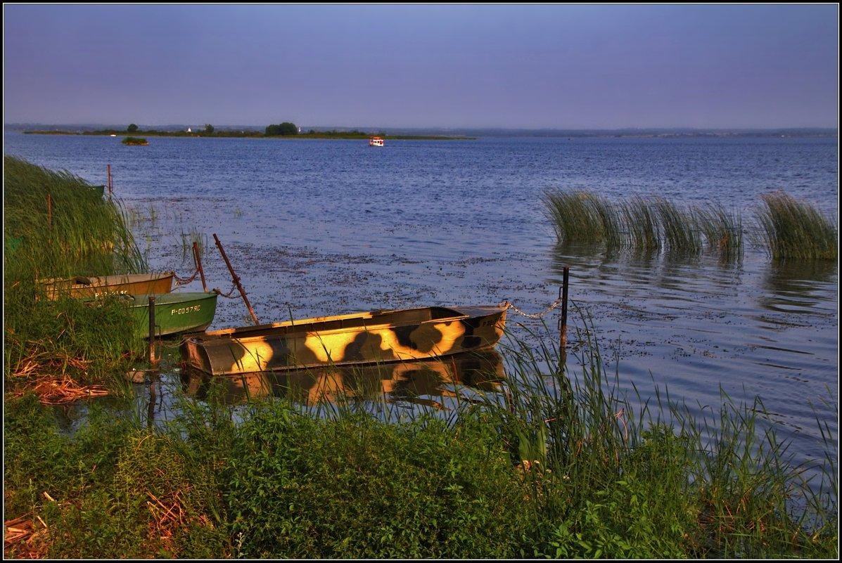 озеро Неро, Ростов Великий - Дмитрий Анцыферов