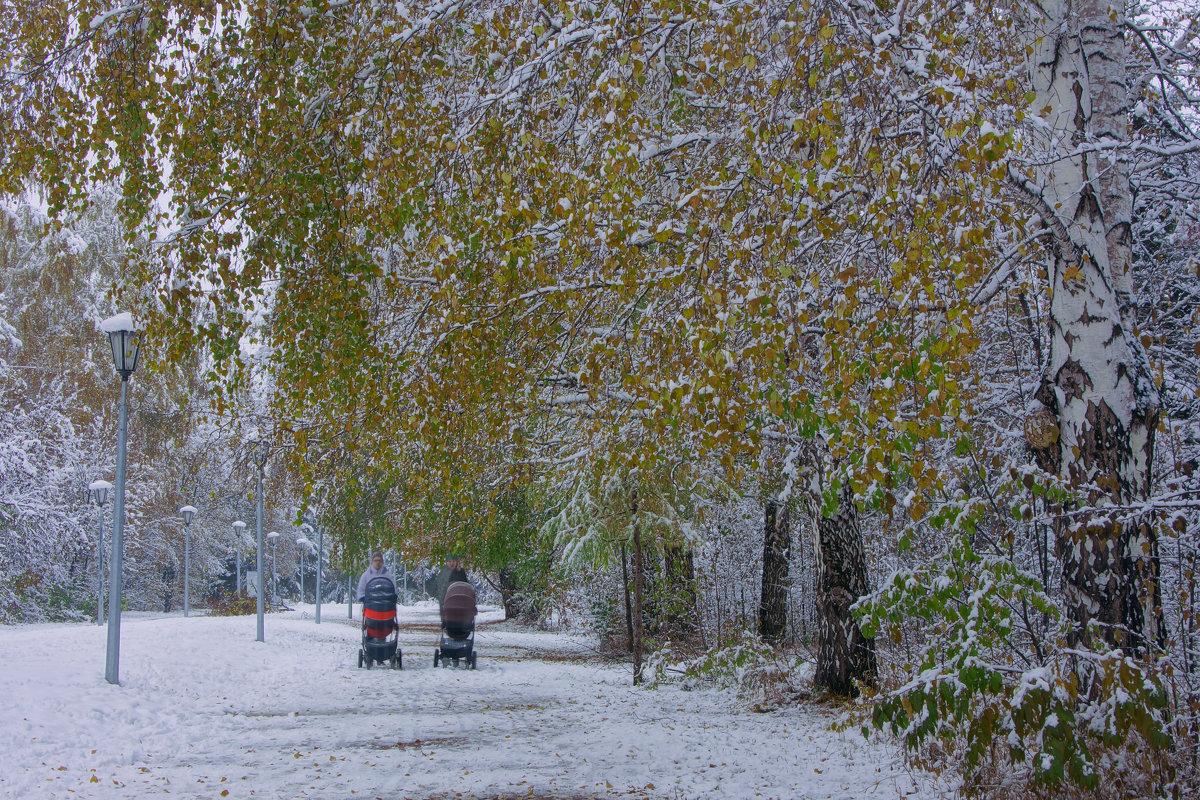 Первый снег---01 - Владимир Холодный