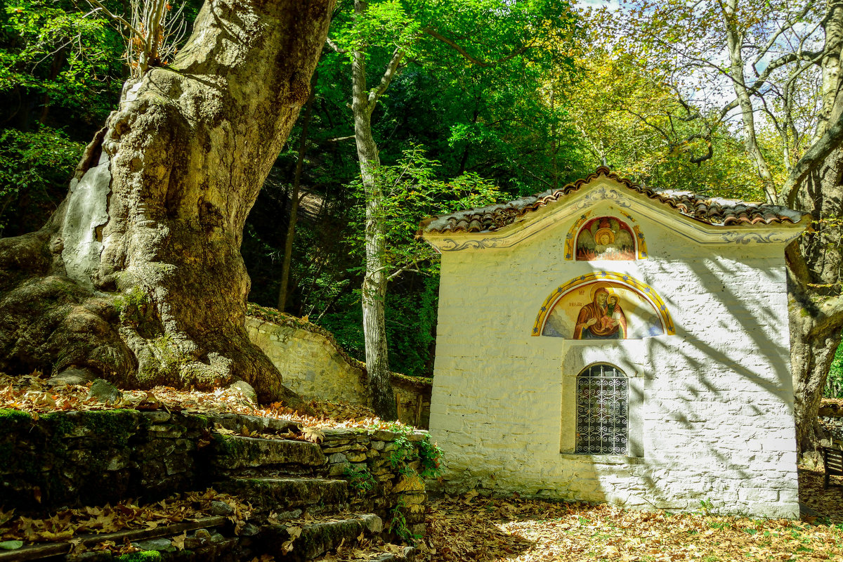затерянный в горах параклис - valeriy