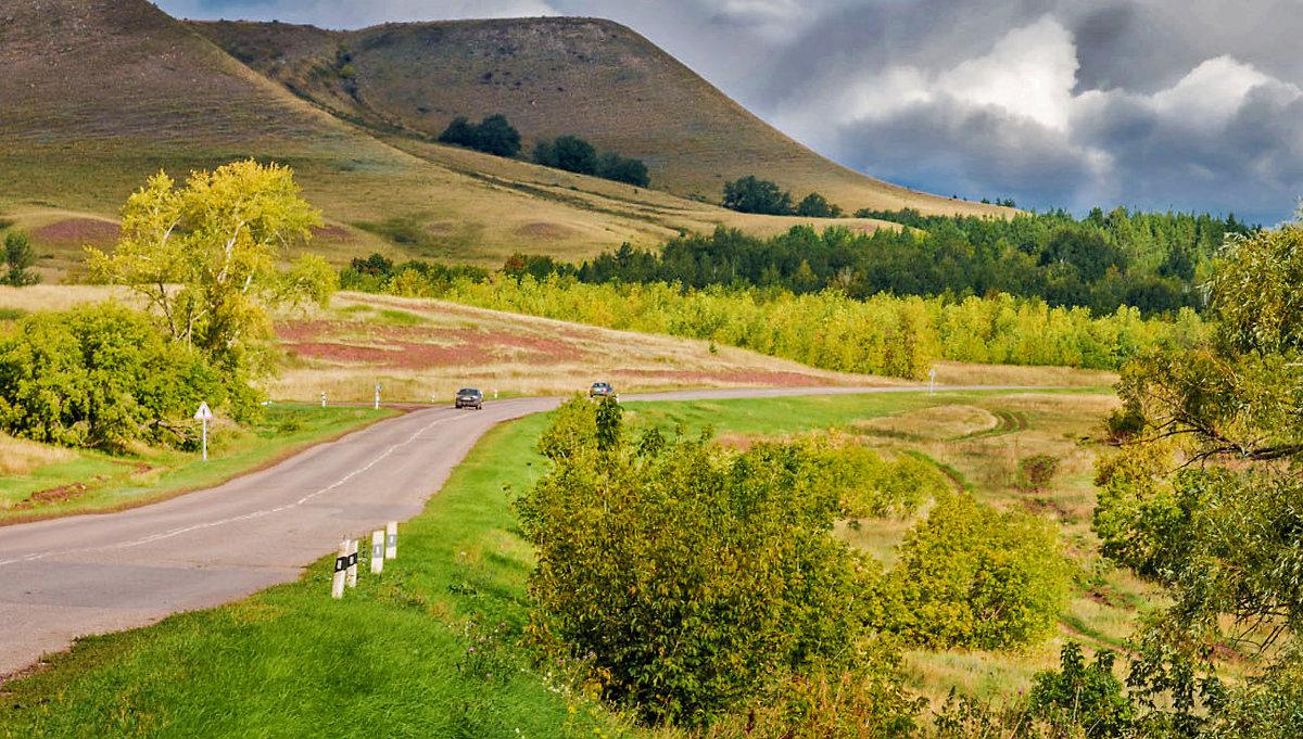 Холмы Башкортостана - Любовь Потеряхина