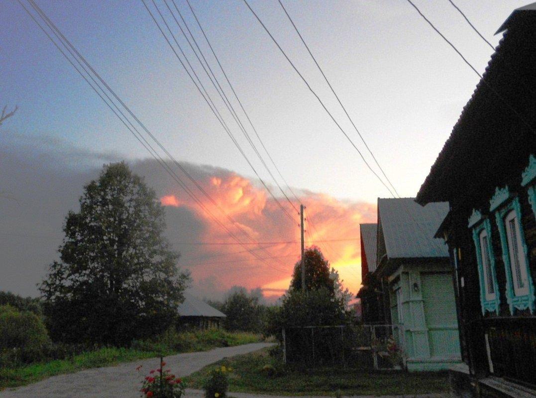 Закат над Дубровой - Mary Коллар
