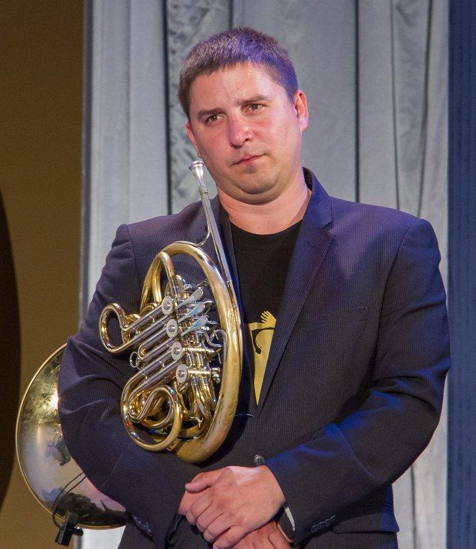 Музыкант - Дмитрий Сиялов