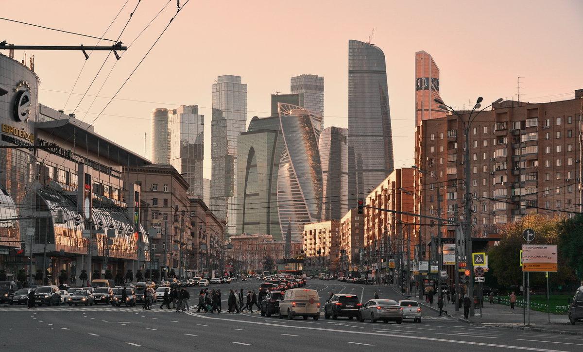 Москва сегодня - Анастасия Смирнова