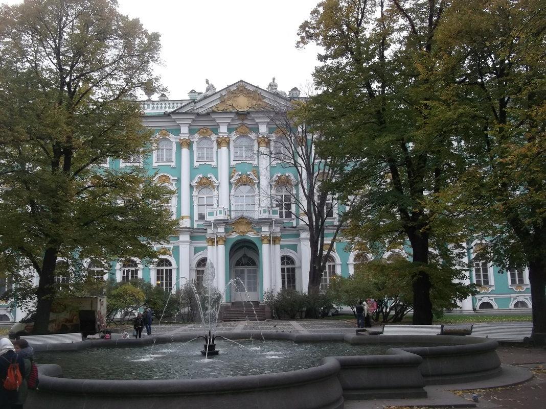 Эрмитаж - Svetlana Lyaxovich