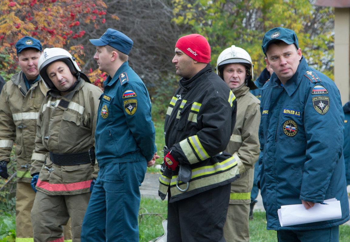 Пожарные - Юлия Уткина