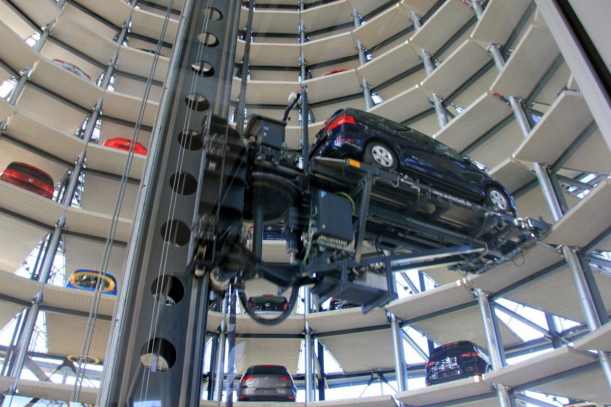 лифт для подъема автомобилей - Olga