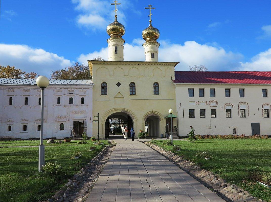 Тихвинский монастырь - Наталья