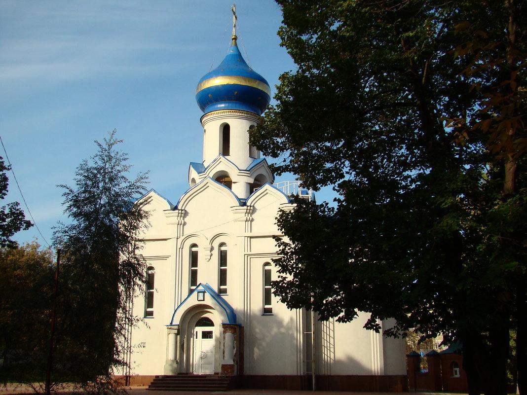 Никольская церковь - марина ковшова