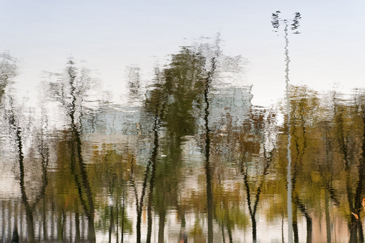 Осенний импрессионизм - Константин Косов
