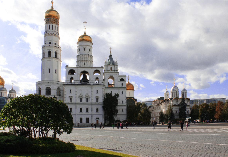 Архангельский собор - раиса Орловская