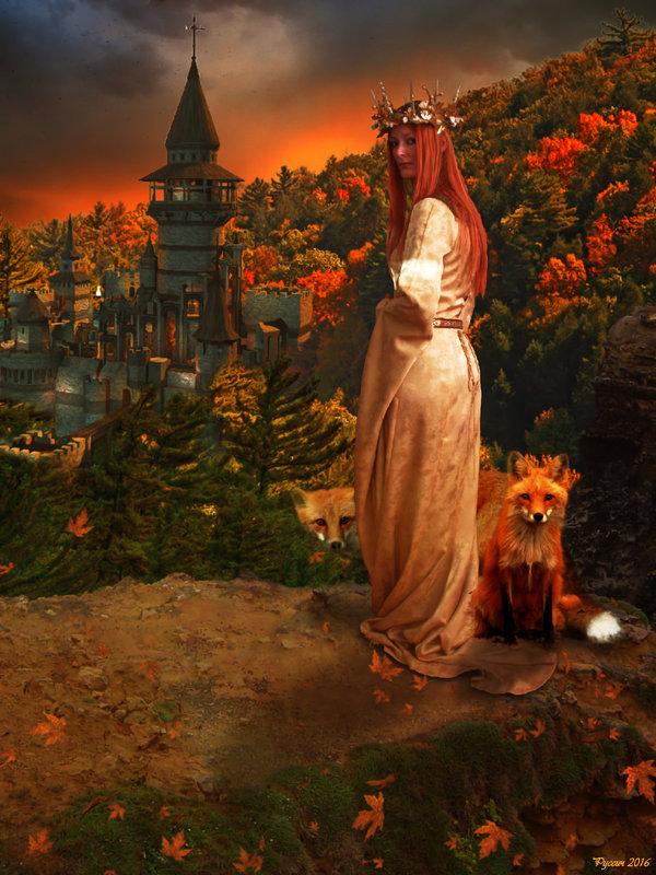 Княгиня Ольга - Андрей Щетинин