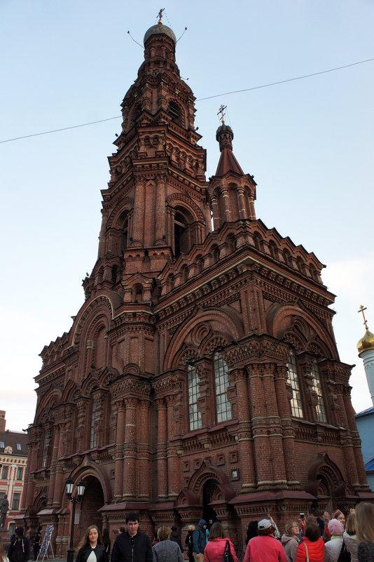 Колокольня Богоявленского собора - Елена Павлова (Смолова)
