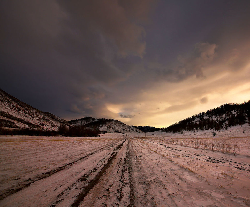 На горы зимние, взор Ваш, пусть неутомимым будет 14 - Сергей Жуков